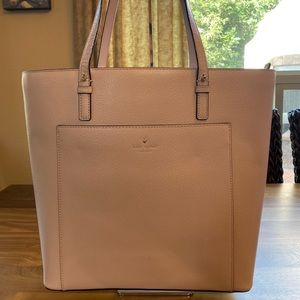 Kate Spade Grand Street Sadie Leather Tote